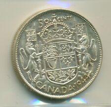 ICCS Canada 1944 50 cents MS-63 Far 4 XLH 458