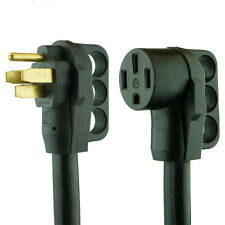 36 foot 50 amp RV Extension Cord Power Supply Cable for Trailer Motorhome Camper