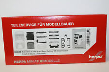 Herpa 083690 MB Streamspace 2.3 Driver's Cab Sqn Grill Without Wlb 1:87 H0 New
