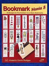 Cross Stitch Pattern Bookmark Mania 8 19 Easy Designs