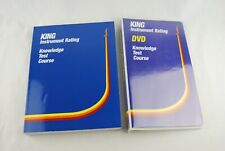 King Schools Interactive DVD: FAA Knowledge Test Course: Instrument Rating Book