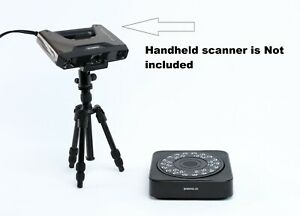 Tripod and Turntable for Einscan Pro/Pro+/Pro 2X/Pro 2X plus/Pro HD 3D Scanner