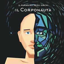 IL CORPONAUTA Il paradiso degli orchi  CD  italian prog