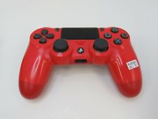 Sony DualShock 4 (3001549) Wireless Controller for PlayStation 4 - Red