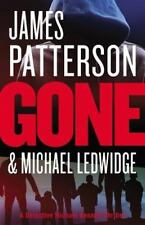 GONE Hardcover James Patterson Michael Bennett Book Series 6 FREE SHIPPING