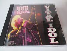 BILLY IDOL ~ VITAL IDOL ~ F2-21620 / DIDY 2028 ~ 1987 LIKE NEW CD