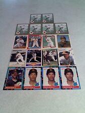 *****Roberto Alomar*****  Lot of 100 cards.....88 DIFFERENT / Baseball