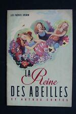LA REINE DES ABEILLES (ET AUTRES CONTES) (320FG) LES FRERES GRIMM MARIE JAHAN