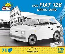 COBI  Fiat 126 1972 prima serie  / 24523 /  71  blocks  auto toys car