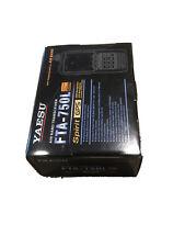 Yaesu Fta-750L Handheld Nav/Com/Gps Transceiver