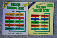 Building Thinking Skills Level 3 FIGURAL Student/Instruction&Answer Guide Gr. 7+