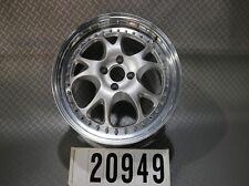 """1Stk. RH ZW3 Mercedes Audi VW Seat Skoda Alufelge Mehrteilig 9Jx17"""" ET42 #20949"""