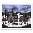 """Jane Wooster Scott Signed """"Innocent Times"""" Limited Edition 15x12 Lithograph"""