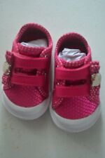 Authentic KEDS HELLO KITTY Hot Pink Baby Girls Sneakers Shoes 1M
