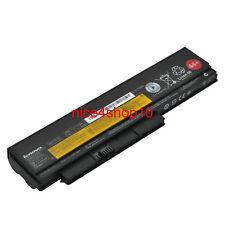 Genuine X230 6Cell 44+ Battery For Lenovo IBM ThinkPad X220 45N1024 45N1025 New