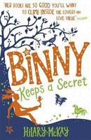 Binny Keeps a Secret: Book 2, Mckay, Hilary, New