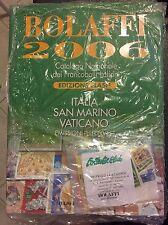 Bolaffi 2006-Catalogo Nazionale Francobolli Italiani. ITALIA, S. MARINO, VATICAN