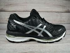 Asics Gel-Nimbus 18 Running Shoes Black Women's Size 6