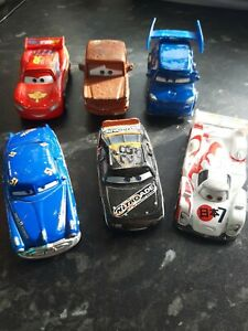 Disney pixar cars diecast bundle vehicles toys McQueen xmas gifts  job lot 2
