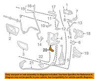 MAZDA OEM 03-09 B4000-Door Jamb Interior Dome Light Switch 1F6066820