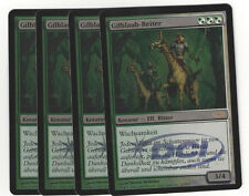 TCG 107 MtG Magic the Gathering Gilblaub-Reiter Wilt-Leaf Cavaliers Promo (4)