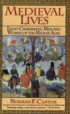 Medieval Lives-ExLibrary