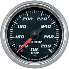 Auto Meter Cobalt 2 1/16 in Oil Temperature Gauge  19640*