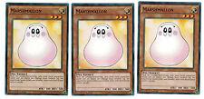 3 X Marshmallon LDK2-DEY20, Common, Mint, Playset