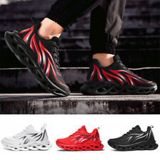 Men's Athletic Sneakers Jogging Shoes Outdoor Casual Non-slip Tennis Shoes Gym