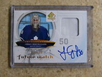 09-10 SPA SP Authentic GUSTAVSSON FW Future Watch /100