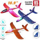 Light EPP Foam Hand Throw 48cm Airplane Launch Glider Plane Kids Toy Xmas Gifts