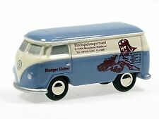 "Schuco Piccolo VW T1 Kasten ""Rudger Huber"" # 50132001"