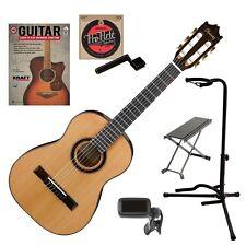 Ibanez GA15 1/2 Size Classical Guitar GUITAR ESSENTIALS BUNDLE