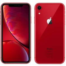 Apple MRYE2B/A 6.1'' iPhone XR 4G Smartphone 128GB Unlocked Sim Free (Red)  B+