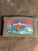 Power Rangers Spd S.p.d (Nintendo Gameboy Boy Advance GBA) Cart Only FAIR