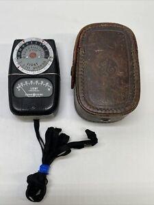 General Electric DW-68 exposure meter, used