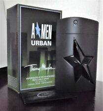 A*MEN ANGEL URBAN THIERRY MUGLER 3.4 OZ / 100 ML EDT SPY COLOGNE MEN RECHARGABLE