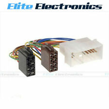 ISO WIRING HARNESS LOOM FOR HYUNDAI ACCENT ELANTRA GRANDEUR AZERA COUPE