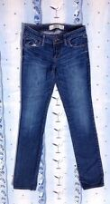 ABERCROMBIE & FITCH Skinny Jeans Size W25xL33 EXCELLENT! Fast Shipping!