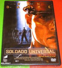 SOLDADO UNIVERSAL EL RETORNO / UNIVERSAL SOLDIER THE RETURN DVD R2 Precintada