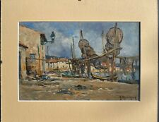 Peinture Georges Maroniez