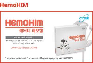 Atomy 60 Packets x 20ml HemoHIM -DHL, Fedex, EMS express shipping