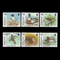 Alderney 2011 - Birds Animals Nature Fauna Beach - Sc 403/8 MNH