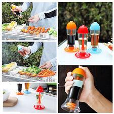 Kitchen Tool Oil Soy Condiment Bottle Sauce Vinegar Dispenser Cruet Durable