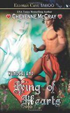 KING OF HEARTS (WONDERLAND 1) by Cheyenne McCray EROTIC FANTASY BDSM/KINK   OOP