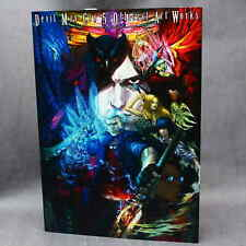 Devil May Cry 5 Official Art Works - CAPCOM GAME ARTBOOK NEW