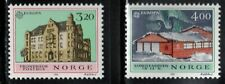 1990 Norway Europa CEPT MNH Post Offices