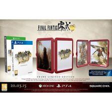 Final Fantasy Type 0 HD FR4ME édition PS4 limitée neuf et scellé Square Enix