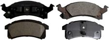 Disc Brake Pad Set-ProSolution Semi-Metallic Brake Pads Front Monroe FX506