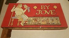 Vintage 1983 BY JOVE Board Game & Book Classical Adventure Mythology Zibby Oneal